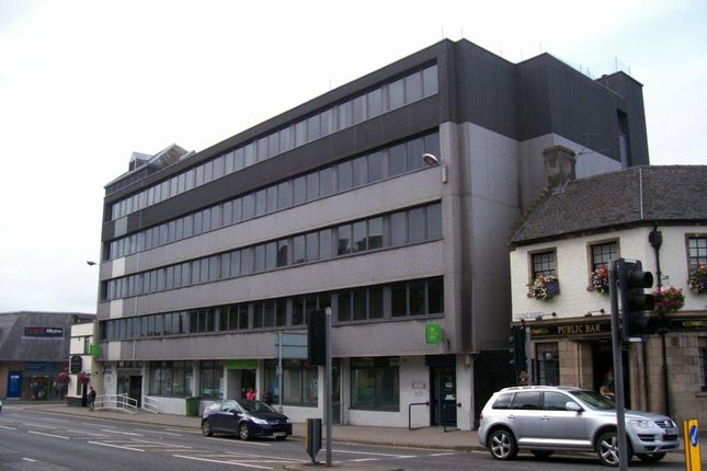 Office to let in River House, Young Street, Inverness