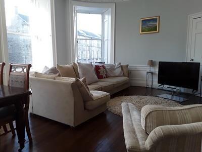 Thumbnail Flat to rent in Rankeillor Street, Edinburgh