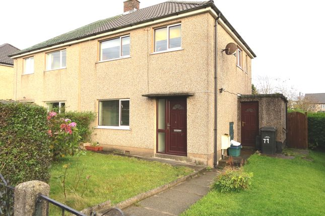 3 bed semi-detached house for sale in Coronation Drive, Frizington, Cumbria CA26
