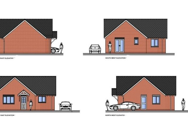 Thumbnail Detached bungalow for sale in Chemistry, Whitchurch