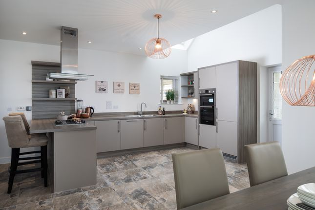 The Maple Showhome Kitchen