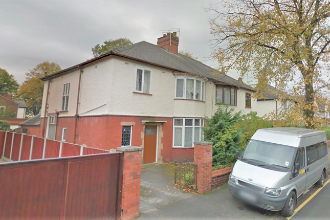 Thumbnail Semi-detached house to rent in Manor Avenue, Preston