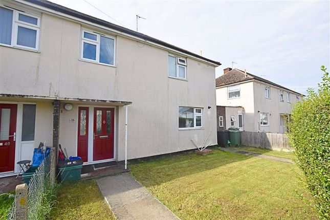 Thumbnail Semi-detached house for sale in Sandyleaze, Longlevens, Gloucester