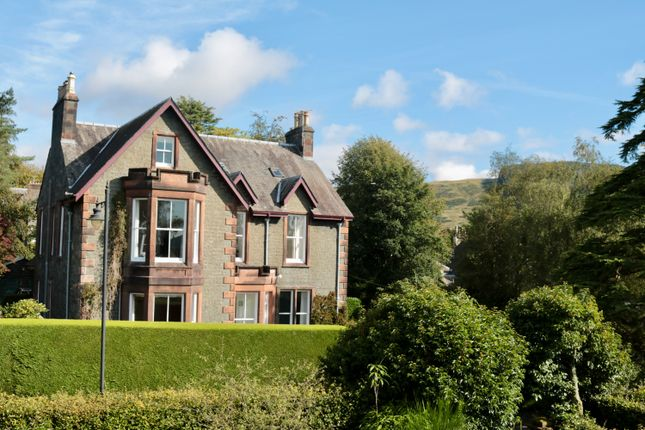 Thumbnail Detached house for sale in Haywood Road, Moffat