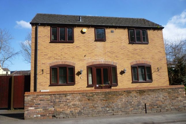 Thumbnail Detached house to rent in Southall Road, Dawley, Telford