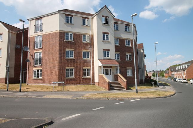 Thumbnail Flat to rent in Black Rock Way, Mansfield