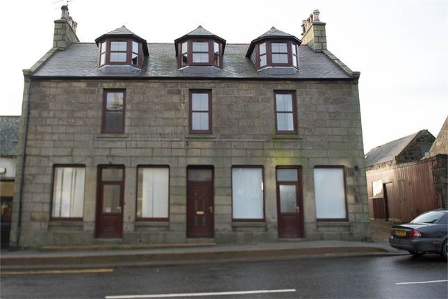 Thumbnail Detached house for sale in Main Street, New Deer, Turriff, Aberdeenshire