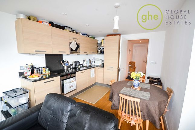 Thumbnail Flat to rent in Rawlings Street, London