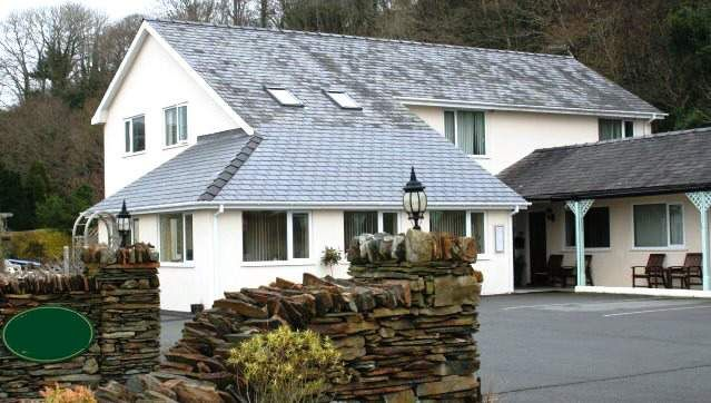 Thumbnail Hotel/guest house for sale in Harlech LL47, UK