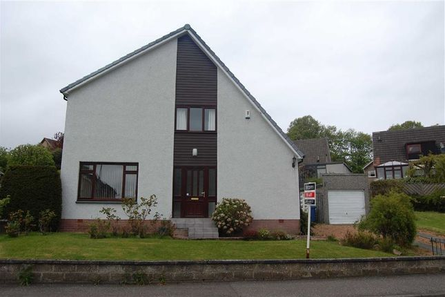 Thumbnail Detached house to rent in Let Agreed, 2, Kilburn Road, Crossford