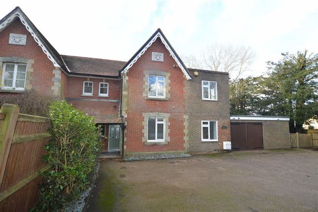 Thumbnail Semi-detached house to rent in Eridge Road, Crowborough