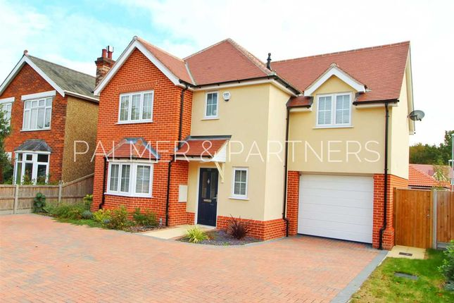Thumbnail Detached house for sale in Orchard Gardens, Ipswich Road, Colchester