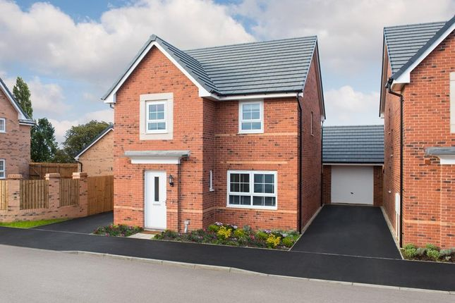 """4 bed detached house for sale in """"Kingsley"""" at Carrs Lane, Cudworth, Barnsley S72"""
