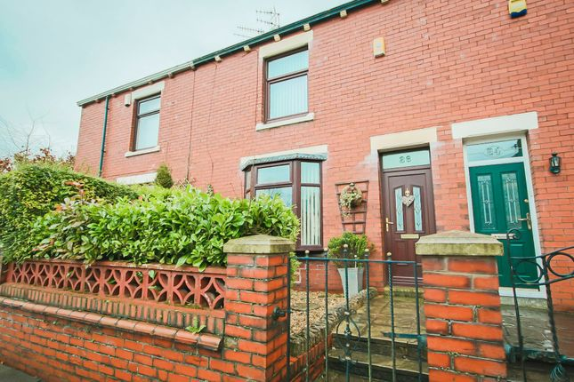 Thumbnail Terraced house to rent in Ripon Road, Oswaldtwistle, Accrington