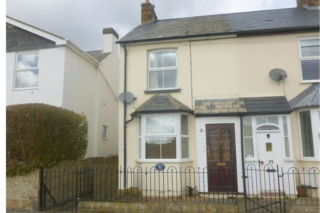 Thumbnail Terraced house to rent in Marsworth Road, Pitstone, Leighton Buzzard
