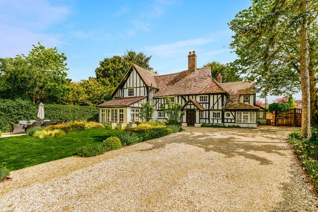 Thumbnail Detached house for sale in Cambridge Road, Godmanchester, Huntingdon