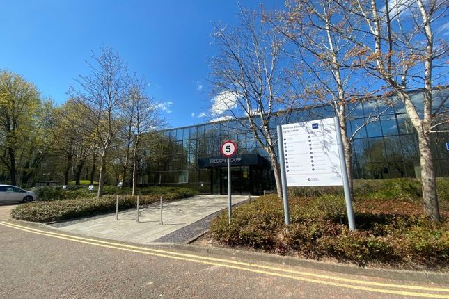 Thumbnail Office to let in Suite 7 Brecon House, Llantarnam Park, Cwmbran