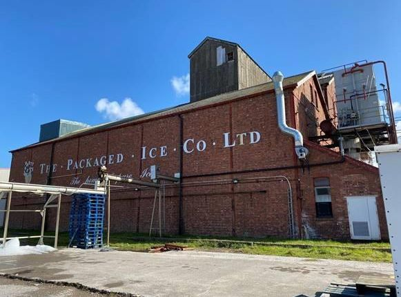 Thumbnail Light industrial for sale in Land And Buildings, Dock Avenue, Fleetwood