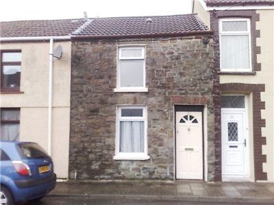 Thumbnail Terraced house to rent in Victoria Street, Treherbert, Rhondda Cynon Taff.