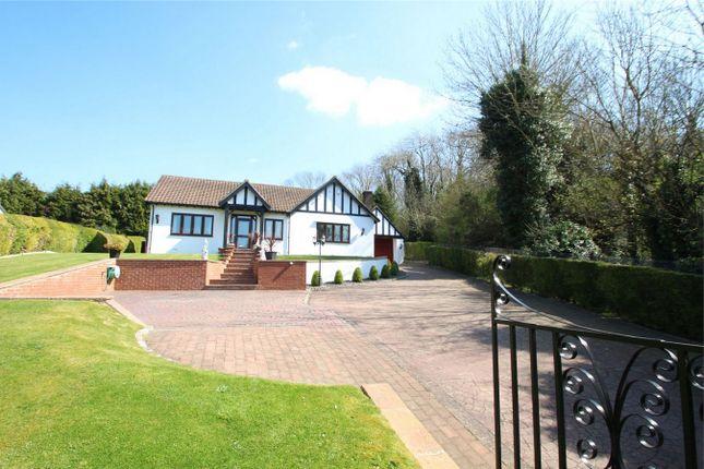 Thumbnail Detached bungalow for sale in Stonehouse Road, Halstead, Sevenoaks, Kent