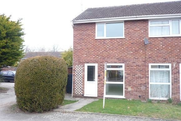 Thumbnail Semi-detached house to rent in Haston Close, Hereford