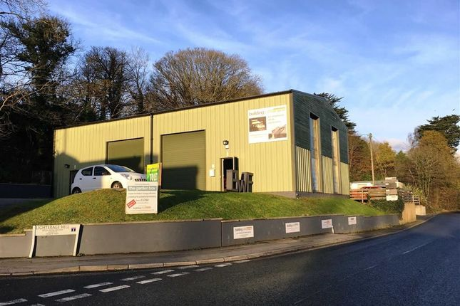 Thumbnail Light industrial to let in Industrial Unit, Newham Road, Truro