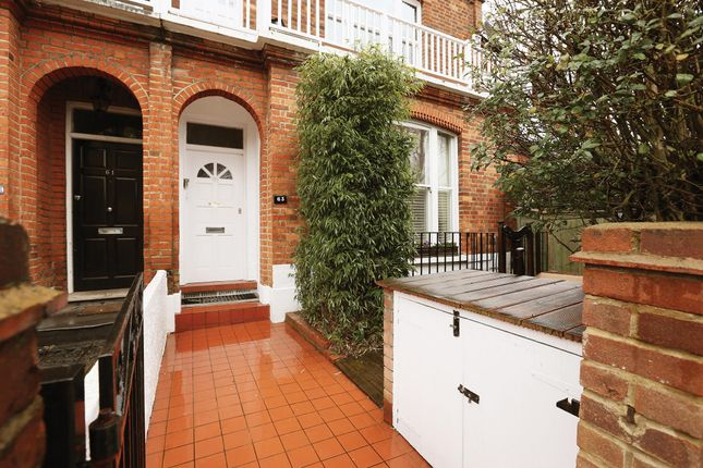 Thumbnail Flat to rent in Peterborough Road, London