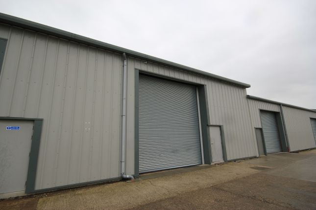 Thumbnail Warehouse to let in Ivychurch Business Park, Near Ashford