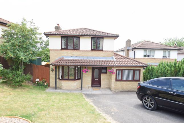 Thumbnail Property for sale in Oaklands View, Greenmeadow, Cwmbran