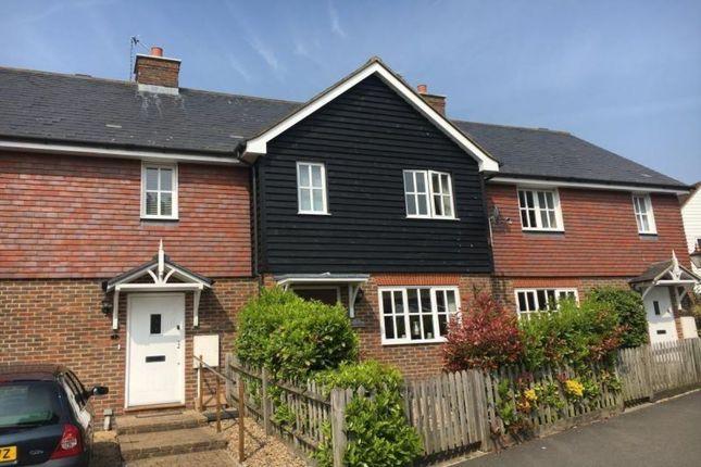 Thumbnail Terraced house for sale in Burnhams, Rye