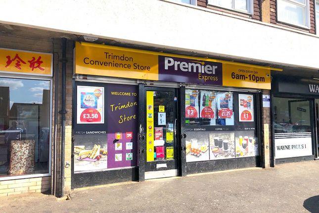Thumbnail Retail premises for sale in Trimdon Avenue, Middlesbrough