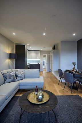 Show Apartment of Penny Brookes Street, Stratford, London E15