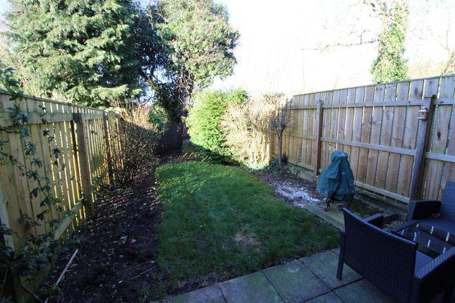 Rear Garden of Whitelass Close, Thirsk YO7