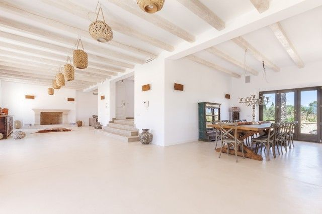 Living Area of Spain, Mallorca, Ses Salines