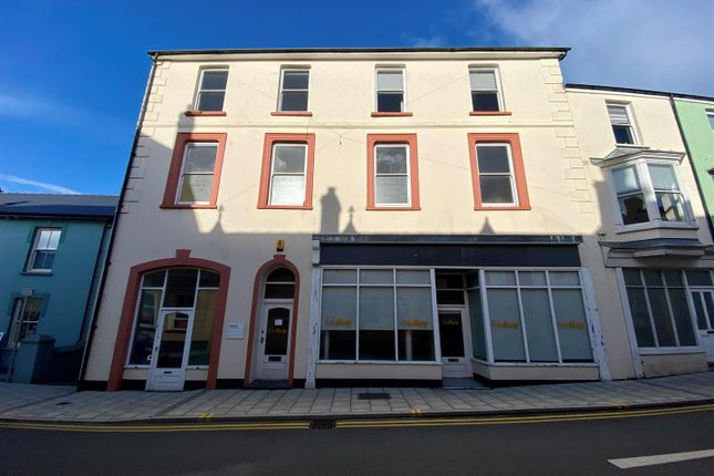 Thumbnail End terrace house for sale in West Street, Fishguard