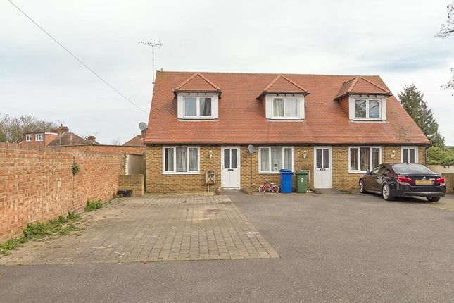 Thumbnail End terrace house to rent in London Road, Sittingbourne