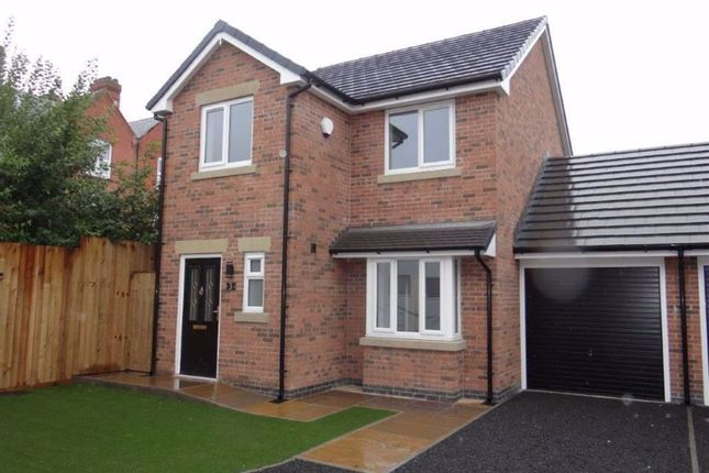 Thumbnail Link-detached house for sale in Newlands Road, Leigh