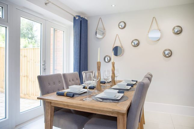 Thumbnail Town house for sale in Plot 2, Grove Road, Lymington, Hampshire