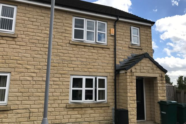 Thumbnail Semi-detached house to rent in Cooper Mews, Bradford