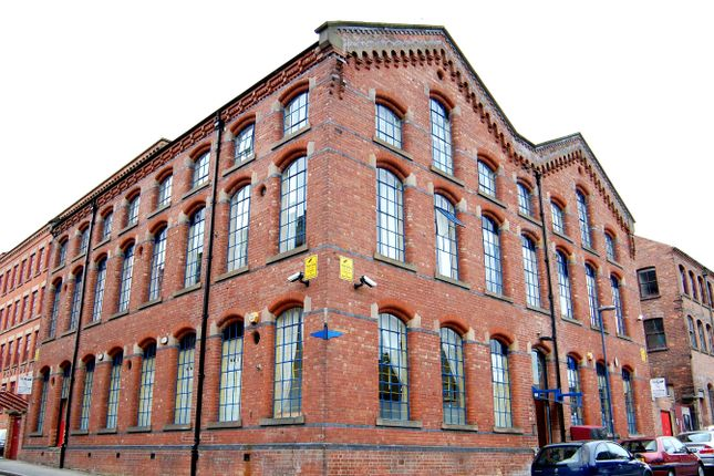 Thumbnail Flat to rent in Russell Street, Nottingham