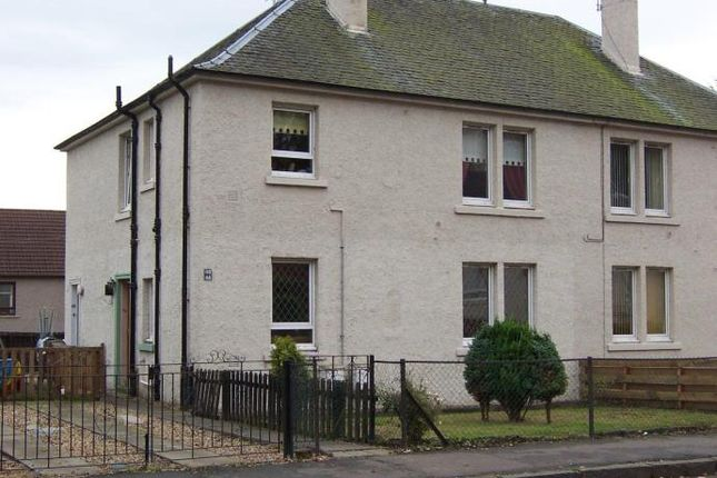 Thumbnail Flat to rent in Beechwood, Sauchie, Alloa