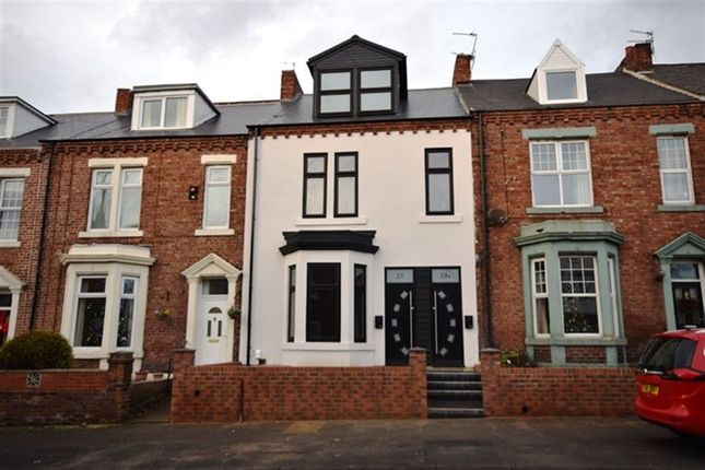 Thumbnail Maisonette to rent in Mowbray Road, South Shields