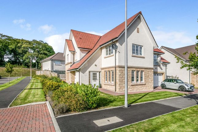Thumbnail Detached house for sale in East Craigbank Drive, Cults, Aberdeen