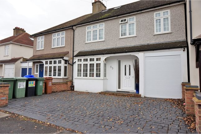 Thumbnail Semi-detached house for sale in Holmesdale Road, Bexleyheath