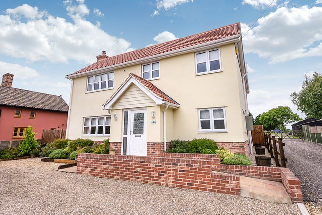 Thumbnail Detached house for sale in The Green, North Lopham, Diss