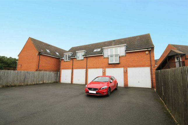 Thumbnail Flat for sale in Shorts Avenue, Shortstown, Bedford