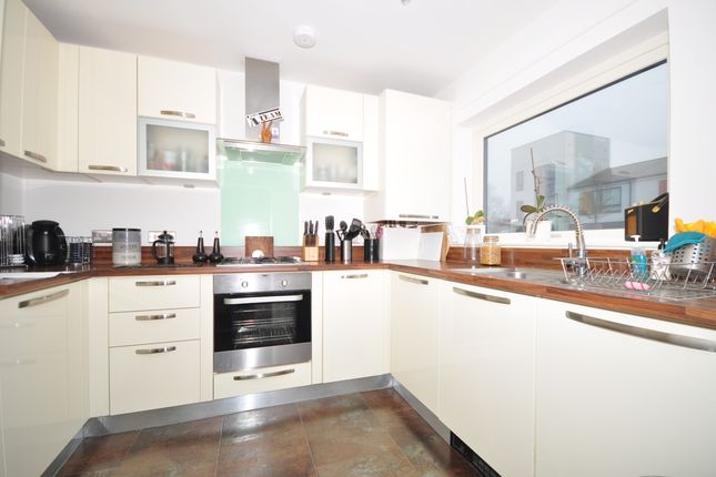 Thumbnail End terrace house to rent in Monarch Close, Maidstone