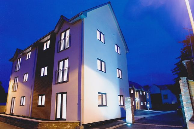 Thumbnail Flat to rent in Lexden Court, Friar Street, Hereford