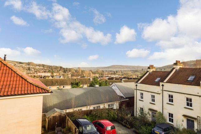 Rear View of Hawarden Terrace, Larkhall, Bath BA1
