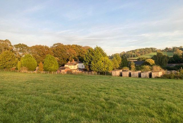 Thumbnail Detached house for sale in Hensting Lane, Owslebury, Winchester, Hampshire
